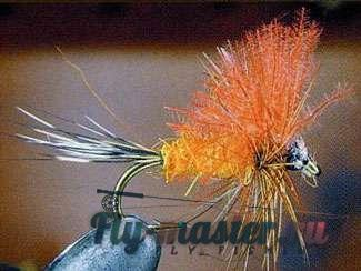 мушка CDC V-Type Wing Fly из CDC