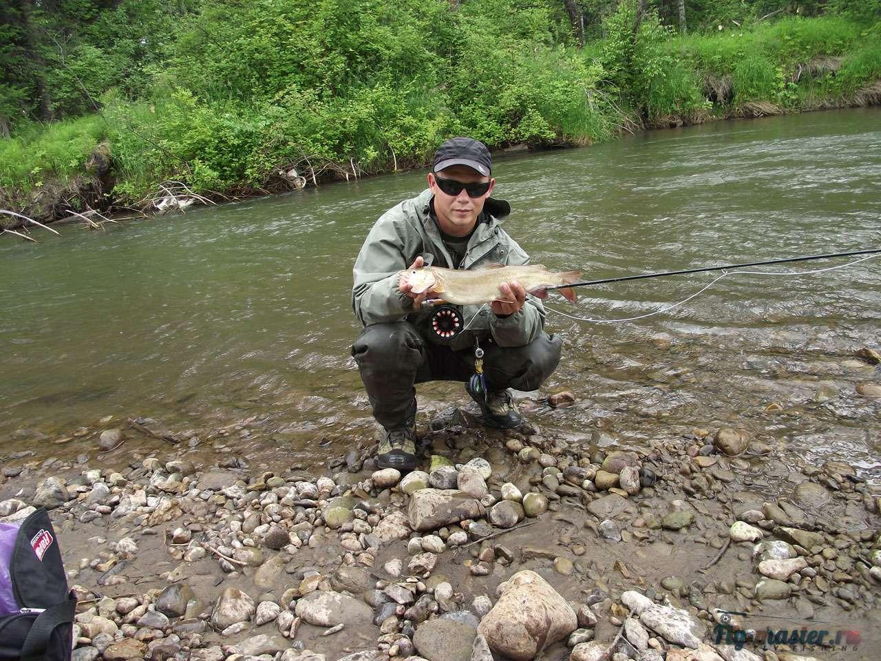 ютуб рыбалка на нахлыст