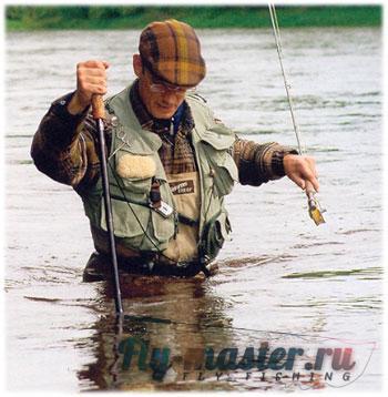рыболовное поведение