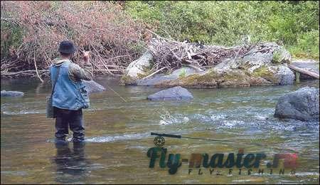 Рыбалка для начинающих в приморье
