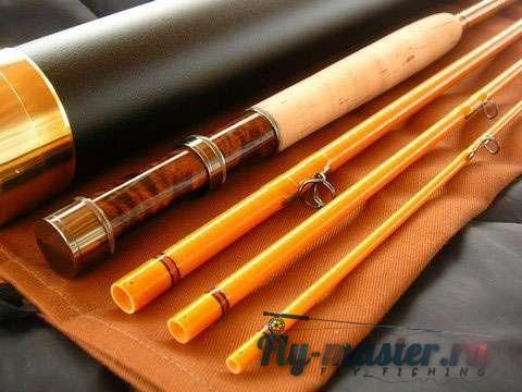Бамбуковые нахлыстовые удилища