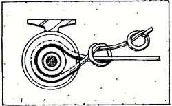 нахлыстовый узел Arbor Knot