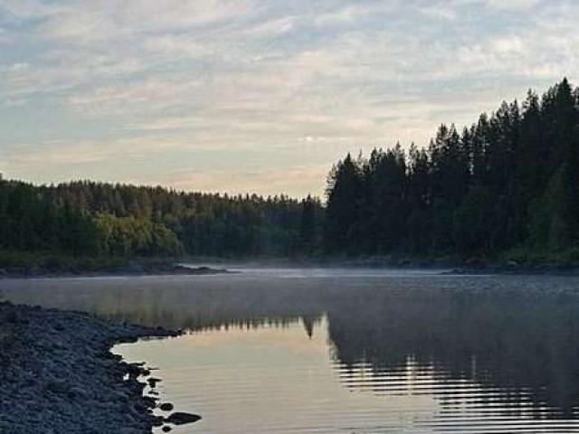 Ловля нахлыстом при низком уровне и высокой температуре воды
