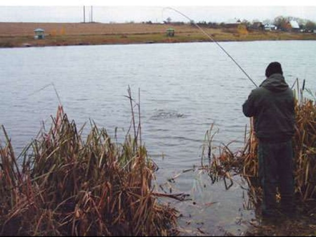 Рыбалка по принципу