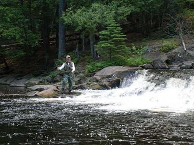 рыбалка нахлыстом в Красноярском крае