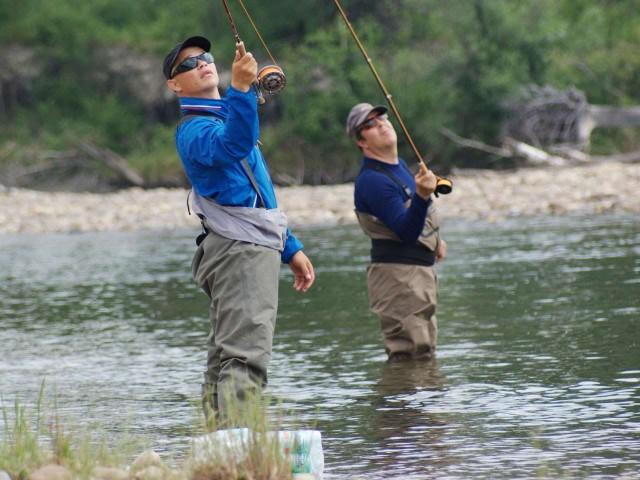 Мой путь в рыбалку нахлыстом