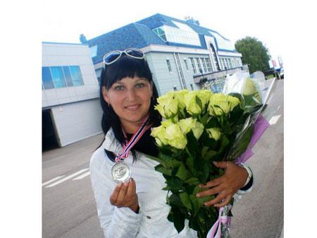 Чемпионка мира по флайкастингу 2014